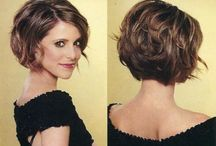Hairstyles / by Melissa Soto