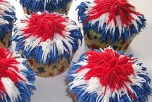 "4th Of July  <3 / Holiday Recipes...""A gourmet who thinks of calories is like a tart who looks at her watch""