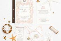 Design - Invitations / by Valentina Musumeci
