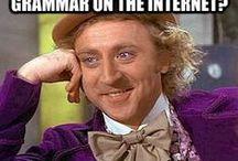 grammar, spelling, etc. / by Maureen McCabe