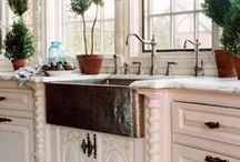 Kitchens I Dream About / Dream worthy design details for kitchens