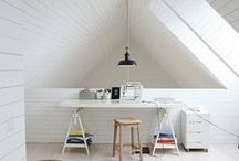 Living in an attic