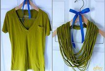 Fashion DIY - no sew / by Melissa Soto