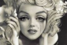 MARILYNmonroeOBSESSION / by MA