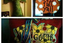 Great Ideas (aka let's get crafty)