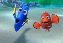 Just Keep Swimming / by Disney•Pixar