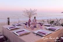 Private event decor in Cabo