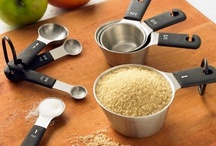Kitchen Toolshed / The tools and ingredients that come in handy for planned or impromptu adventures in cooking