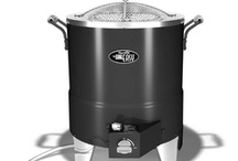 Oil-Less Turkey Fryer and Smoker Recipes