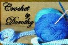 Happy hooking / Crochet and crochet accessories. Visit my store: http://crochetbydorothy.wix.com/home