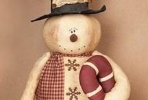 Can't resist Snowmen!!