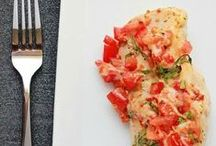 Dinner's Done / Quick and easy dinners. Tried and successful in my kitchen.  / by Christina Giovenco-Auton