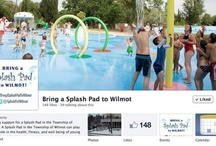 Splash Pad Fun Photos / Photos to support bringing a splash pad to the Township of Wilmot.  / by Bill's Photography
