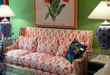 Furniture Trends / by Anne Albritton