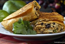 Wraps, Pizza, Quesadillas, Taco's & Tortillas