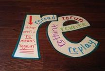 Word Walls/Vocabulary / by Erin Dowling