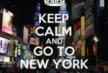 Things to do in New York / Touristing in my new state