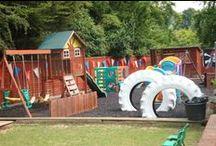 Preschool Playground Dreams