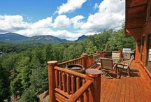 Lake Lure NC Log Homes / Dreaming of log homes is the fun part. Choosing the right log home requires the help of experts. Call the Mr. Lake Lure Team to assist you every step of the way.