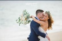 Our Couples / Real destination wedding brides and grooms we've styled in Los Cabos www.suzannemorel.com