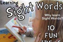 Word Work - sight words
