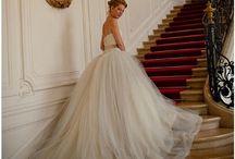 { wedding dress }