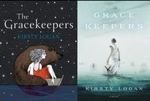 The Gracekeepers Meets the World! / Bookshop displays, events and general happenings for my novel, The Gracekeepers.