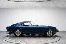 voiture cool et vintage