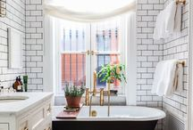Ladies Room / Inspiration for the powder room