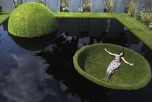 Garten und Kunst / #Garten und #Gartenkunst - #Ideen, #Kunst und #Kitsch. Ihr #GalaBau in #Jüchen www.ericclassen.de