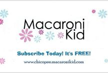 Macaroni Kid Chicopee-Holyoke / Crafts & fun ideas for children  / by Jessica Dziewit