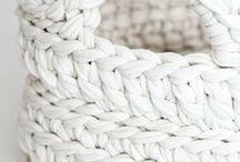 Crochet, punto y +