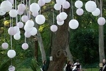 outdoor party ideas / by Maggie Martinez