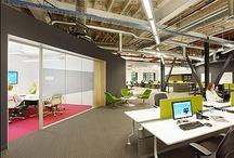 Creative Corporate Offices  / brainstorm de ideias para ambiente corporativo criativo