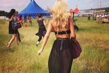 Festival Ready / Let's dance in fields, with 50,000 souls, while listening to the sounds of summer. / by Chantelle Teresa