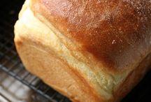 breads/muffins/pizzas / by Christine Wickenheiser