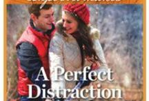 A Perfect Distraction / People, places and things that inspired my book - out Sept 2013! Plus book launch celebrations!