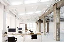 ID - Offices / Office interior design. Diseño de interiores en oficinas