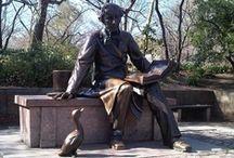Park Sculptures and Public Art / by Leta Furia Edmond