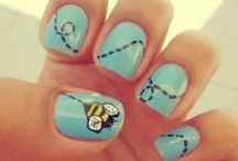 nails / by Kellie Griffith