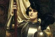 :Joan of Arc: / by Lachrista Greco