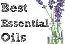 :Essential Oils: / by Lachrista Greco