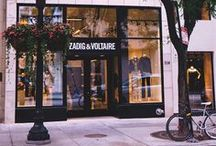 STORES / Zadig & Voltaire stores all over the world
