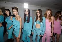 SPRING-SUMMER 15 // ATMOSPHERE / Discover the atmosphere of the Fashion Presentation and the backstage of Zadig & Voltaire Spring Summer 2015!