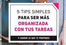 Productividad / En este tablero comparto tips y consejos sobre cómo ser mas productiva y algunos trucos de gestion de tiempo y organización empresarial.