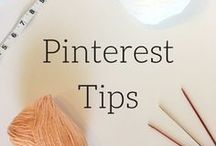 Pinterest Tips / We are all on Pinterest but there is so much we don't know individually! A collective memory is so much better (basically we all share our ideas). This is what Pinterest is all about. I have found some great tips to improve our productivity on Pinterest. Read a few, but be aware: Once you open this rabbit hole you may become addicted with these kinds of posts.You will find information on photo size, ways to improve repins, how to improve followers and like, and other things I might not know yet.