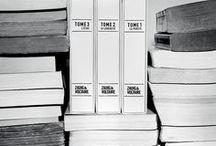 LES TOMES // BIBLIOTHÈQUE OLFACTIVE