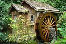 Rodas d'água / Rodas d'água - water mill - water wheel - old mill - molinos - norias - su değirmenleri - wasserrad - vízimalom - watermeul - mulli me ujë - wassermühle - su dəyirmanı - errota - вадзяны млын - воденица - molí d'aigua - 水车 - vandens malūnas - moulen dlo - vodenica - vandmølle - vodný mlyn - vodni mlin - akvo muelilo - vesiveski - vesimylly - moulin à eau - azenha - muíño de auga - melin ddŵr - vannmølle - młyn wodny - watermolen - mulino ad acqua - 水車 - pabrik banyu - vattenkvarn - moară de apă