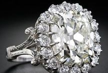 Engagement Rings / A selection of beautiful engagement rings just to help you choose!