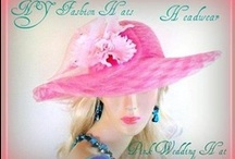 HATS / by Jacqui Ihde